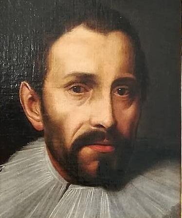 Portret Mężczyzny, Rynek i ratusz w Morągu,  Bartosz Gondek, Morąg, www.strefahistorii.pl, Muzeum, Zu Dohna