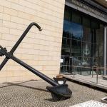 ORP Bałtyk, Muzeum Marynarki Wojennej, kotwica, www.polnocna.tv, www.strefahistorii.pl, news