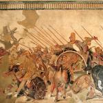 bitwy pod Gaugamelą
