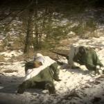 Embedded thumbnail for Nordwind w Kolbudach - inscenizacja walk w Alzacji
