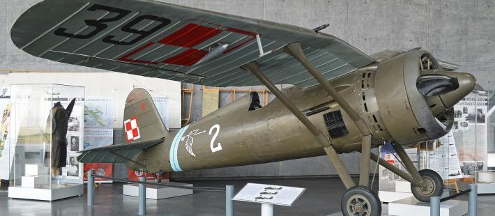 PZL P 11, Zygmunt Puławski, 1939, Bartosz Gondek, www.polnocna.tv, www.strefahistorii.pl