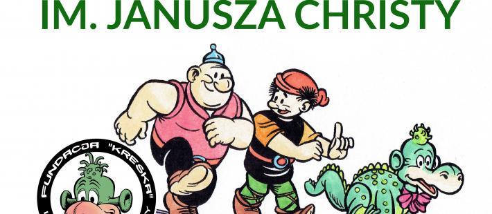Fundacja Kreska, Miluś, Kajko i Kokosz, Janusz Christa, www.polnocna.tv, www.strefahistorii.pl