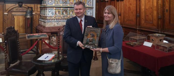Wielki Piec, Dwór Artusa, Muzeum Gdańska, Waldemar Ossowski, www.polnocna.tv, www.strefahistori