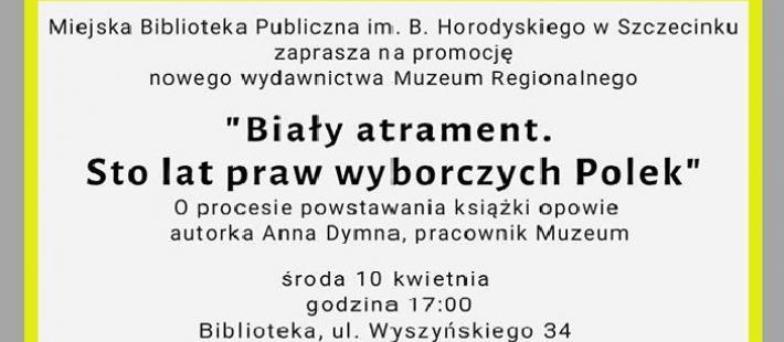 Szczecinek, Muzeum Regionalne, prawa wyborcze Polek, www.strefahistorii.pl, www.polnocna.tv